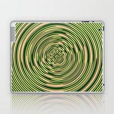 Warped Rings Laptop & iPad Skin