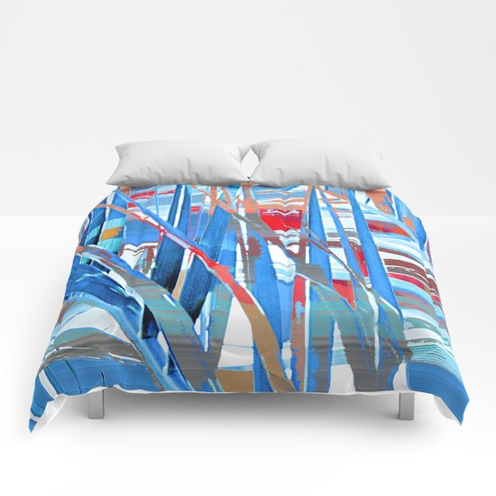 Floral abstract(45). Comforters