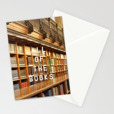 All Of The Books Stationery Cards