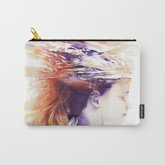 Craving for serenity Carry-All Pouch