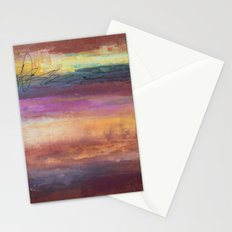 Afternoon Haze Stationery Cards