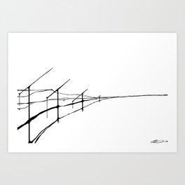 Landscape 062512 Art Print