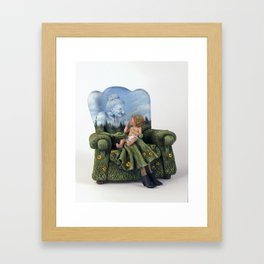 Great Great Grandmother Nature Framed Art Print