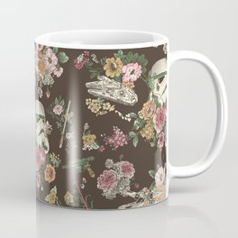 """Botanic Wars"" by Josh Ln Coffee Mug"