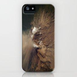 VOLCANO PLUMES iPhone Case