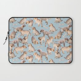 Too Many Puppies Laptop Sleeve