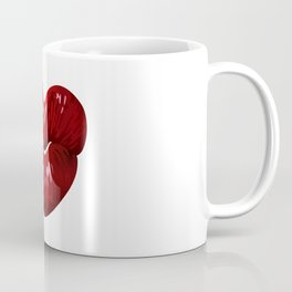 Heart Shaped Lips Coffee Mug