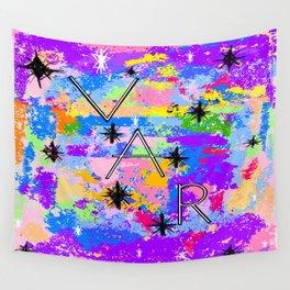VAR Bright Wall Tapestry