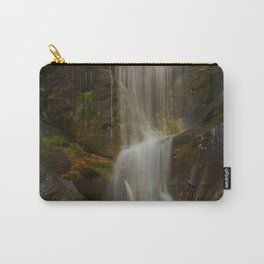 Smooth Waterfall (Color) Carry-All Pouch