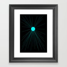 Bigger Issue      [PRIORITIES]  Framed Art Print