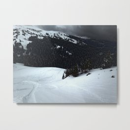Loveland Pass Metal Print
