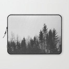 black trees Laptop Sleeve