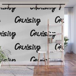 cruising Wall Mural