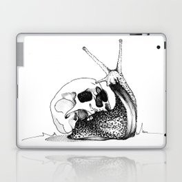This Skull Is My Home Laptop & iPad Skin
