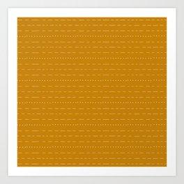 Coit Pattern 48 Art Print