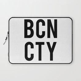 Barcelona City Laptop Sleeve