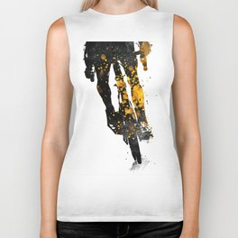 Cycling Bike sport art #cycling #sport Biker Tank