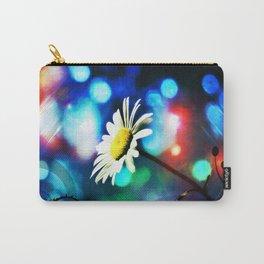 Daisy Pop Art Carry-All Pouch