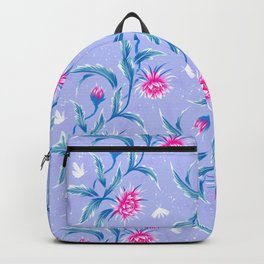 Queen of the Night - Mauve / Pink Backpack