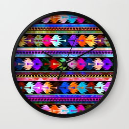 Mexicali #2 Wall Clock