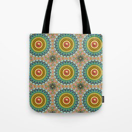 Panoply Pattern Tote Bag