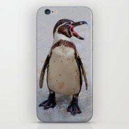 I KEEP TELLING U - PENGUINS R COOL iPhone Skin