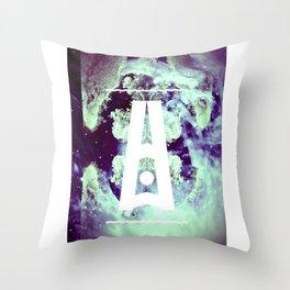 AURORA BOREALIS#02 Throw Pillow