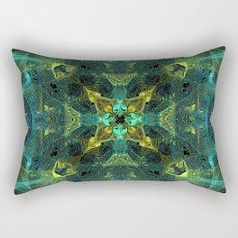 Merman Rectangular Pillow