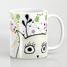 Yoshi Nightsky Coffee Mug