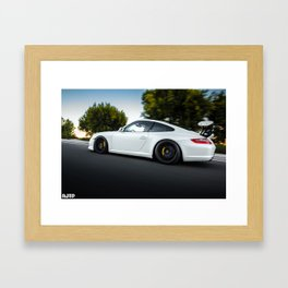 Porsche Carrera 911 Framed Art Print