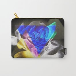 Dark Side of the Rose Carry-All Pouch