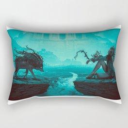 Wolfmother Rectangular Pillow