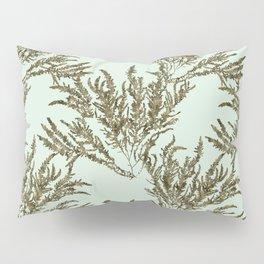 Seaweed Plant Pillow Sham