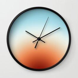 B10-OD Wall Clock