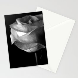 Dark Rose Stationery Cards
