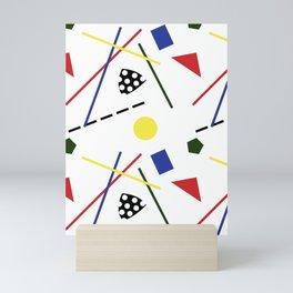 Postmodern Scavenger Hunt Mini Art Print