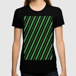 Green Peppermint - Christmas Illustration T-shirt