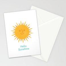 Hello Sunshine Stationery Cards