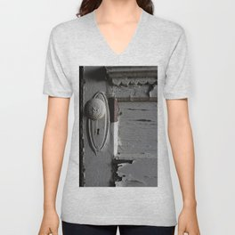 Old Is Beautiful Unisex V-Neck