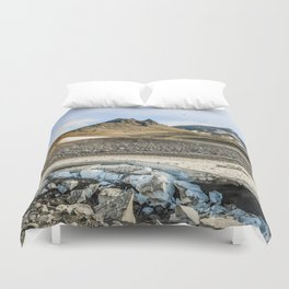 "Extrusion ""Camel"" at the foot of the Avachinsky volcano Duvet Cover"