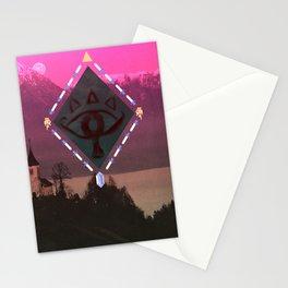 Lake Hylia Stationery Cards