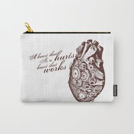 A Heart that Works Carry-All Pouch