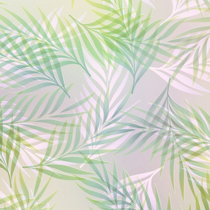 Palm Leaves Comforters