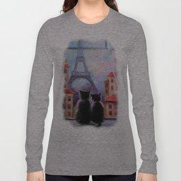 Parisians Long Sleeve T-shirt