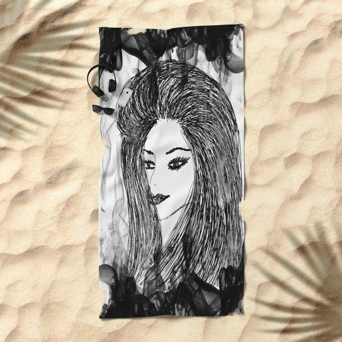 Woman | Daughter | Sister | Girlfriend | Companion Beach Towel
