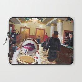 Grand International Hotel by Jeff Lee Johnson Laptop Sleeve