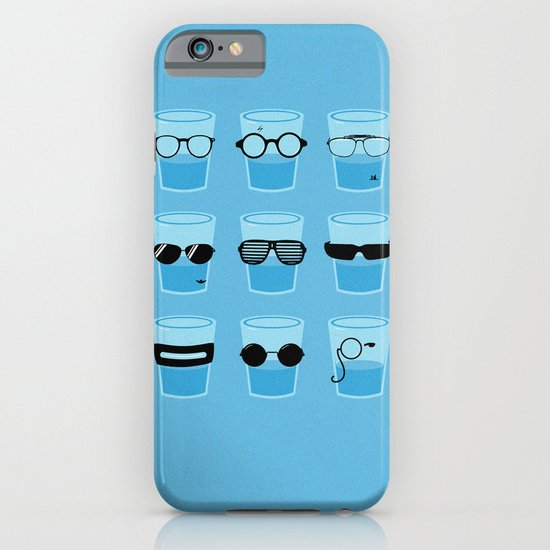 Glasses iPhone & iPod Case