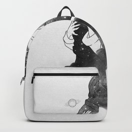 The feeling you gave me. Backpack