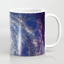 771. Spitzer Space Telescope View of Galaxy Messier 101 Coffee Mug