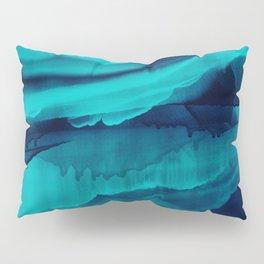 Skyfall, Melting Blue Sky Pillow Sham